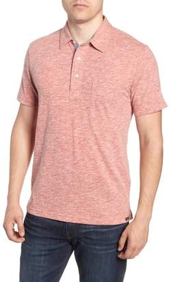 Faherty Heather Polo