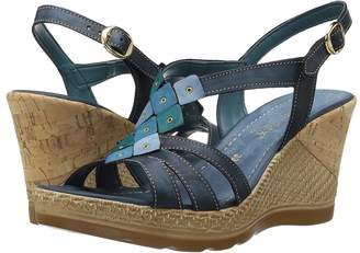 David Tate Bari Women's Wedge Shoes