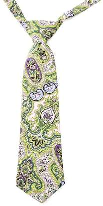 Peppercorn Kids Paisley Necktie (Toddler & Little Boys)