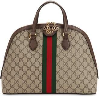Gucci Ophidia Gg Supreme Dome Top Handle Bag