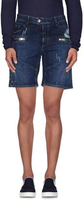 Just Cavalli Denim bermudas - Item 42537562CF