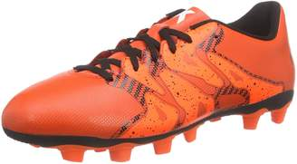 adidas X 15.4 FxG Mens Flexible Ground Soccer Cleats