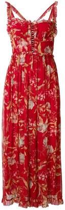 Zimmermann floral print jumpsuit