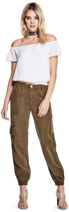 GUESS Jordan Utility Pants
