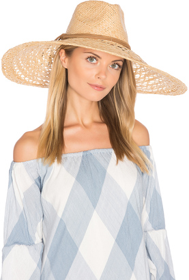 ale by alessandra Verona Hat $83 thestylecure.com