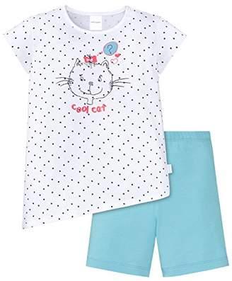 Schiesser Girl's Md Anzug Kurz Pyjama Sets