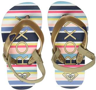 Roxy Baby Girls' Tw Tahiti VI Sandals,8UK Child