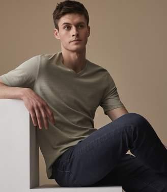 Reiss Dayton V-Neck T-Shirt