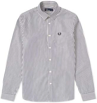 Fred Perry Authentic Stripe Twill Shirt