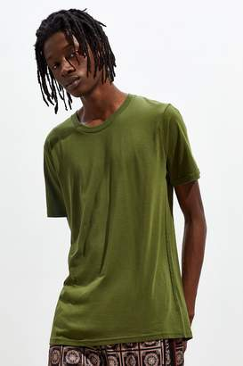 Urban Outfitters Royal Apparel Viscose Hemp + Organic Cotton Tee