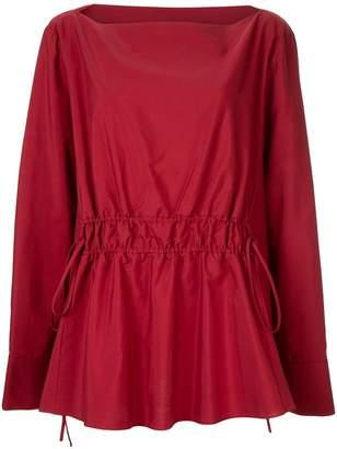 Marni boat neck blouse