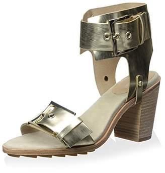 Rachel Zoe Women's Reeve Block Heel Sandal