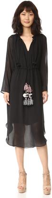 MISA Tanaz Dress $238 thestylecure.com