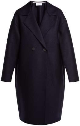 Harris Wharf London Double-breasted wool coat