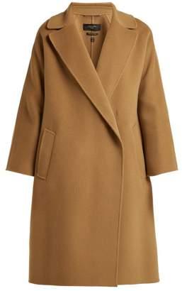 Max Mara Burgos Coat - Womens - Camel