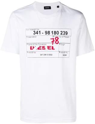 Diesel T-JUST-W2 T-shirt