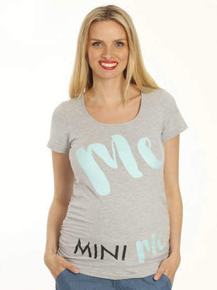Angel Maternity 'Mini Me' Maternity T Shirt