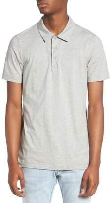 Wings + Horns Short Sleeve Polo Shirt