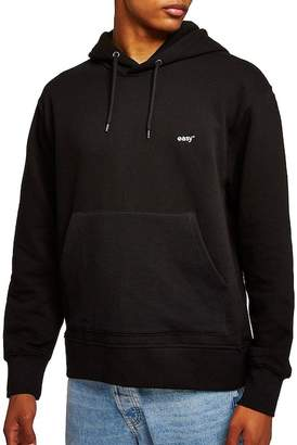 Topman Long Sleeve Easy Tristan Classic Fit Hoody