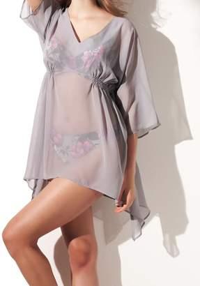 Fantasie Bali Midi Kaftan Beach Dress Cover Up US