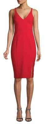 LIKELY Elisas V-Neck Dress