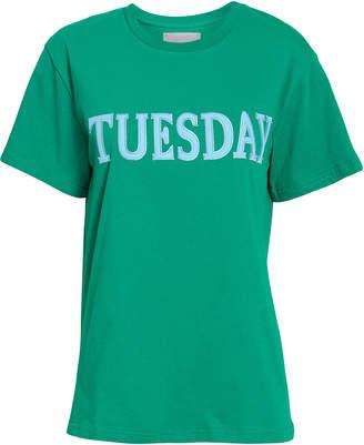 Alberta Ferretti Tuesday Green T-Shirt