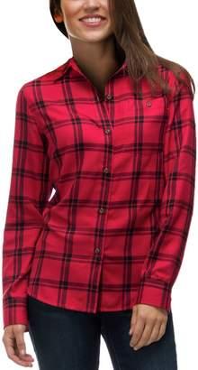 Basin and Range Snow Creek Flannel Shirt - Women's