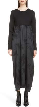 Yohji Yamamoto Y's by Long Paisley Dress