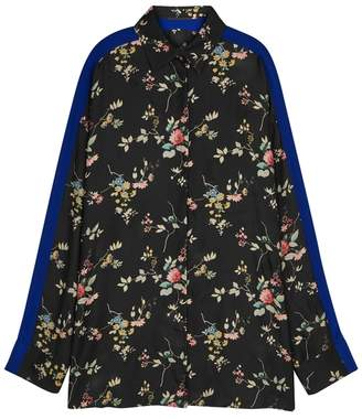 Haider Ackermann Black Floral