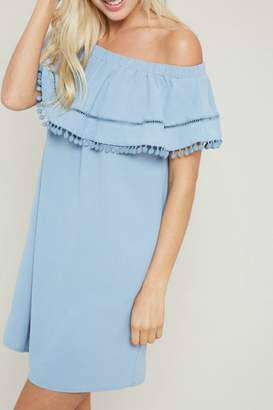 2e9f72733394 Pom Pom Dress - ShopStyle UK