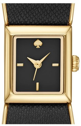 Women's Kate Spade New York 'Kenmare' Bow Case Watch, 20Mm $225 thestylecure.com