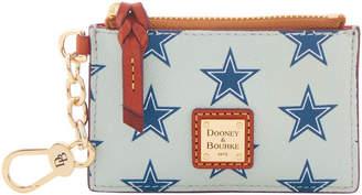 Dooney & Bourke NFL Cowboys Zip Top Card Case