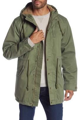 Weatherproof Faux Fur Lined Parka