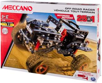 Meccano Jeep Model Set
