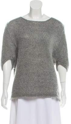 By Malene Birger Oversize Wool & Mohair-Blend Sweater