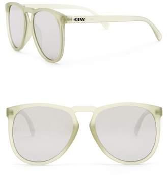 Quay PhD 58mm Retro Sunglasses