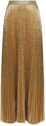Alexis Luxor Pleated Maxi Skirt