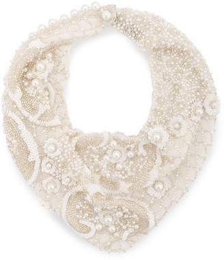 Mignonne Gavigan pearl scarf necklace