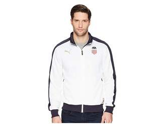Puma Forever Football T7 Track Jacket Men's Jacket