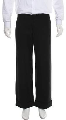 CNC Costume National Wool Dress Pants