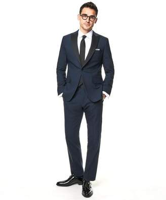 Todd Snyder Sutton Peak Lapel Tuxedo Jacket in Italian Navy Wool