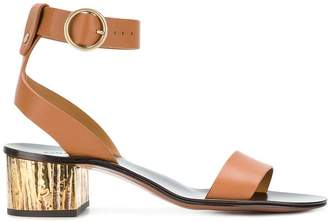 Chloé Qassie block-heel sandals