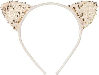 Wild & Gorgeous Sequin Cat Ear Hairband