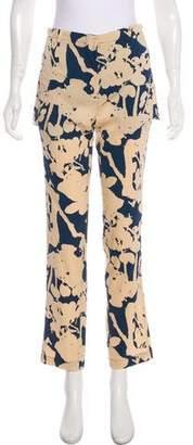 3.1 Phillip Lim Silk Straight-Leg Pants