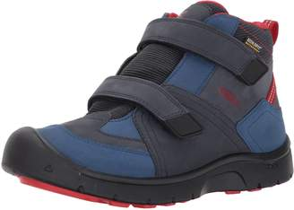 Keen Kids' Hikeport Mid Strap WP Hiking Boot