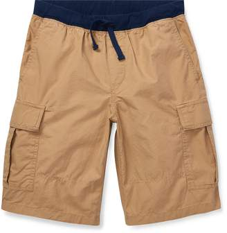 Ralph Lauren Cotton Pull-On Cargo Short