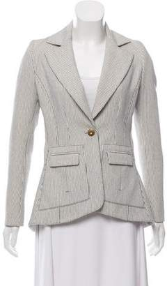 Altuzarra Structured Pinstriped Blazer
