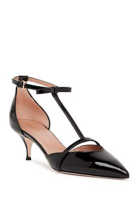 RED Valentino T-Strap Mid Pump
