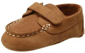 Ralph Lauren Layette Captain EZ Crib Shoe (Infant/Toddler)