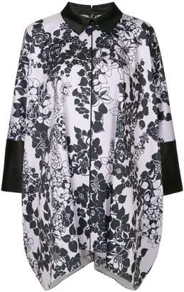 Layeur printed tunic